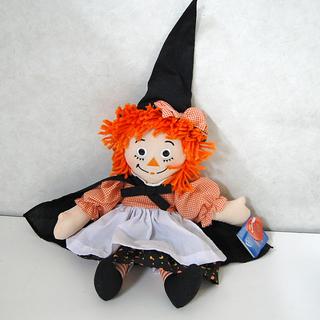 ハロウィン仕様♪ ラガディアン 人形 約40cm コレクション ...