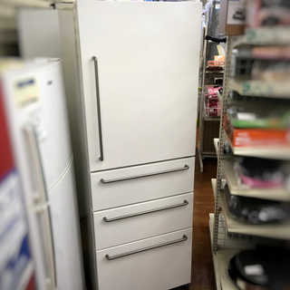 無印良品(MUJI)の4ドア冷蔵庫(MJ-R36A)