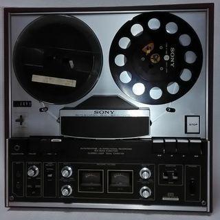再値下げ! SONY オープンリールデッキ TC-6400