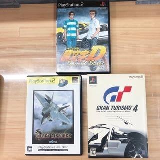【値下げしました】PS2ソフト3本