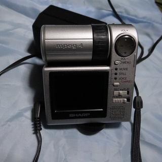 Sharp 自撮りカメラ???  VN-EZ5