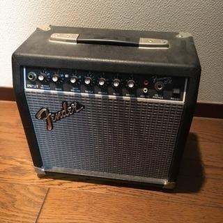 ギターアンプ (Fender Frontman 15R)