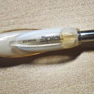 ZEBRA/nuSpiraLシャーペン0.5mm_オレンジ