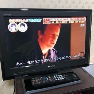 ソニー 19V型 液晶 テレビ ブラビア KDL-19J5(B)...