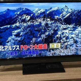 TOSHIBA40型液晶テレビ