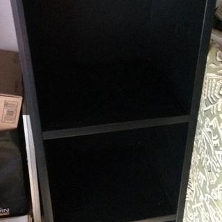 縦カラーBOX 黒