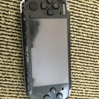 PSP ※タバコ3箱と交換でもいいですよ