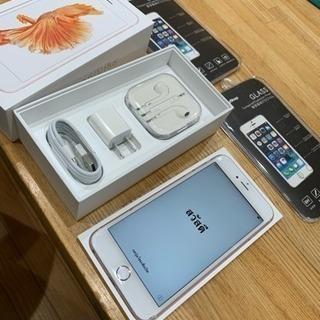 iPhone6splus SIMロック解除済み 16GB ローズゴールド