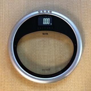 タニタ デジタル体重計InnerScan50