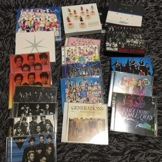 値下げ‼️LDH CD&DVD 35枚