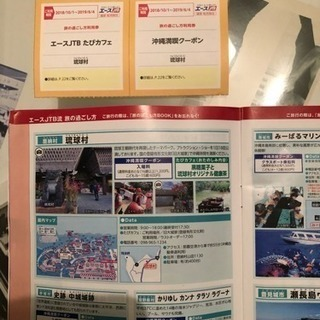 琉球村 入場無料クーポン