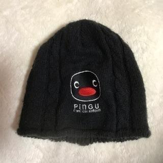 幼児 ピングーの毛糸の帽子