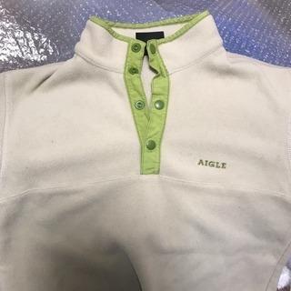 エーグル フリースジャケット 長袖 XS ユニセックス?