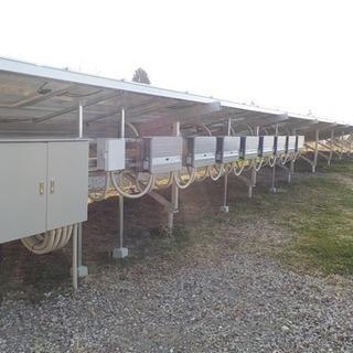 太陽光発電所建設工事一式 - 土木