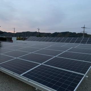 太陽光発電所建設工事一式 − 群馬県
