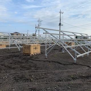 太陽光発電所建設工事一式 - 正社員
