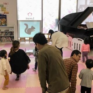 【急募!】幼児教室のレッスン講師~週3日×1日2時間程度から可能!~