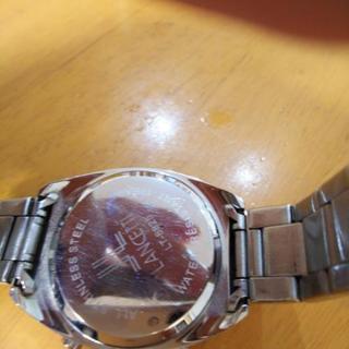(値下げ)ランテェッティ腕時計(メンズ) − 富山県