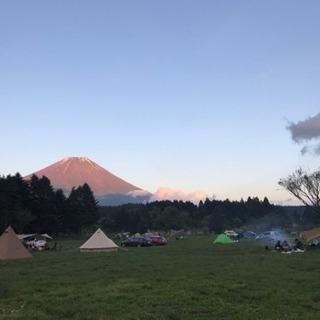 楽しくキャンプやりましょう(^^)