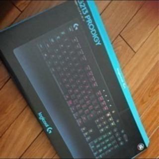 ロジクール ゲーミングキーボード