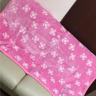 毛布 クレージュ 100×140cm 掛け布団
