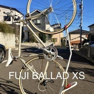 FUJI BALLAD XSサイズ シャンパンゴールド