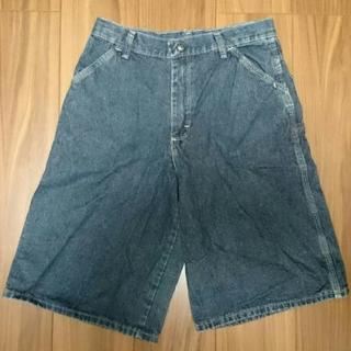 A0831/WRG JEANS CO/デニムハーフパンツ/キッズ...