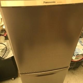 Panasonic  2ドア冷蔵庫 148L NR-B148 ブ...