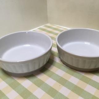 【新品】ココット皿 2枚セット ★リトルマーメイド限定非売品★ ...