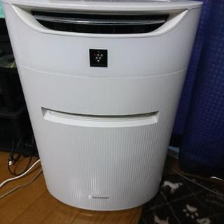 2012年製 シャープ SHARP 加湿空気清浄機(加湿・空清1...