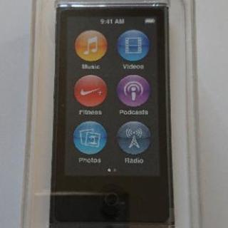 【新品未使用】ipod nano 第7世代 16GB