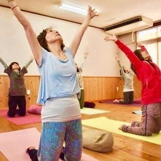 自律神経を整えるヨガ「ウーシア 」(奈良市)