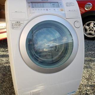 値下げ!ナショナル ドラム式洗濯機 2006年 美品