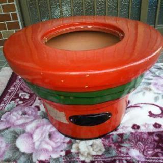 ⭐️煉炭火鉢。