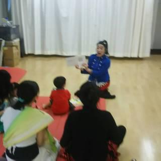 【親子クラス】ママのためのベリーダンスクラス☆英語のレッスン♪