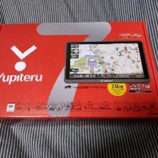 ユピテル フルセグTVカーナビ YPF778si USED品