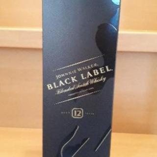 ブラックレーベル ウィスキー
