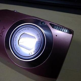 デジタルカメラキャノンIXY32