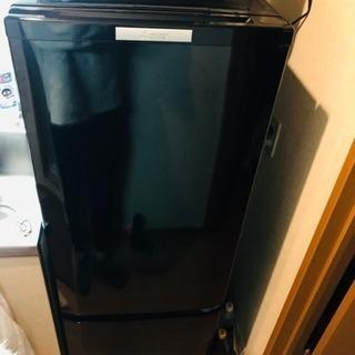 MITSUBISHI【168ℓノンフロン冷蔵庫】