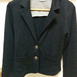 黒のジャケット M