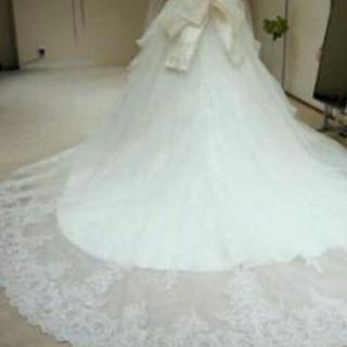 Aライン ウェディングドレス 定価22万円