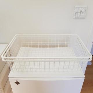 IKEA アルゴート ワイヤーバスケット