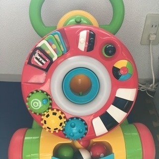手押し車おもちゃ 値下げ 500円→300円