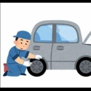 車の出張整備、電装部品取り付け