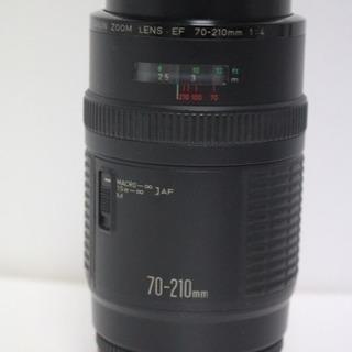 ◆大迫力◆超望遠レンズ Canon EF 70-210mm◆10