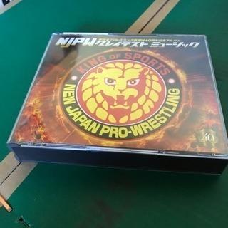 新日本プロレスのアルバムです
