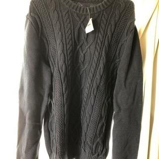 新品未使用タグ付き GAP メンズセーター Mサイズ
