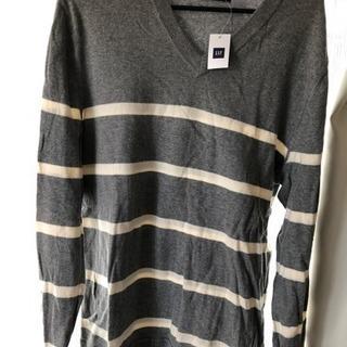 ❺新品未使用タグ付き GAP メンズセーター Mサイズ