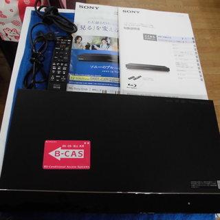 SONY ブルーレイ/DVDレコーダー BD-EW1200 HD...