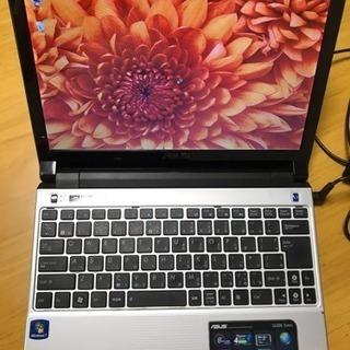 ノートパソコン PC ASUS UL20A モバイルノート メモ...